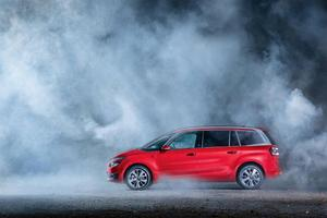 Citroën Grand C4 Picasso är årets smartaste bil enligt Motormännen och tidningen Motor.
