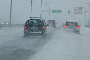 Framåt helgen kan det bli snö i delar av Västernorrland.