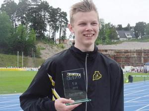 Otto Sundell tävlar för Söderhamns IF.