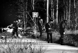 Carl-Olof Nordh knivmördades när han var på väg till jobbet den 12 oktober 1992.