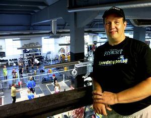 Det blir rekorddeltagande när Fyshuset och Anders Bergström arrangerar junior-SM i tyngdlyftning nästa helg.