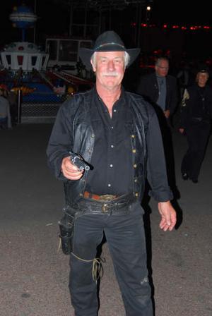 Bosse Jansson, 60, Storvik.