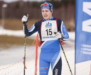 Jonas Grahn Åsander, Hudiksvalls IF, tog hem klassen H19-20.
