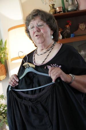 Nästa år satsar sygänget på ett nytt evenemang, och då hoppas Lilian Hjort få in kläder från 1900-talets början fram till 1960 för att ro det, hittills hemliga, evenemanget i hamn.