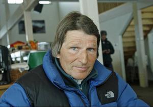 Jens Wilhelmsson, sportchef på Funäsdalsberget.