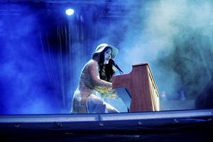 Miss Li – en av Borlänges musikexporter. Nu vill kommunen stärka popmusiken i Borlänge och Dalarna.