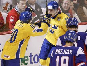 Modo Hocket nobbade den slovakiske backen Jan Brejcak.