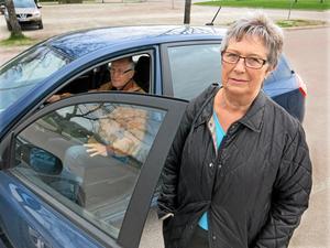 Leif och Gunilla Larsson kör så gott som dagligen på E18.