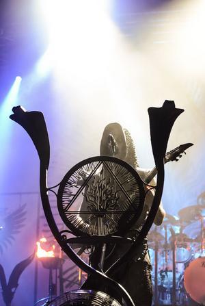 Nergal på GMF 2016.