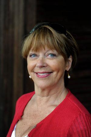 Lill Lindfors är en av deltagarna i höstens omgång av