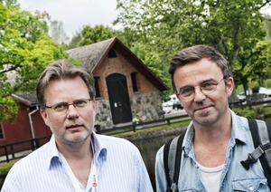 Kammarmusikfestivalen fyller trettio i år. Mats Widlund och Tobias Carron har varit konstnärliga ledare för den i över tjugo.