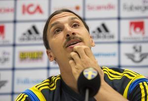 Zlatan Ibrahimovic hoppas på svenskt U21-EM-guld