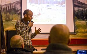 – Det finns ingen motor i allemansrätten, säger Björn Galant från LRF.