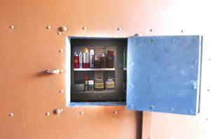 Termosmuseet i Delsbo kan tvingas flytta då Föreningen Dellenkultur planerar vandrarhem i lokalerna.