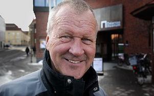 Lennart Stenberg, 66 år, Falun: – Som tur var tillbringade vi januari i Sydafrika. Kanske var det därför både min fru och jag klarade oss.