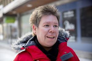 Helene Augustsson Andersson, Härnösand:– Jag städade bort julen i lördags. Det känns skönt på något sätt.