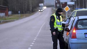 26 personer stoppades för rattfylleri eller drograttfylleri i Västernorrland under polisens insatsvecka.