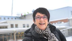 Kulturkvarteret är en hjärtefråga för Ingrid Hammarberg (FP).