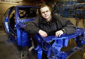 Motorsportentusiasten Lasse Fältman skrev i söndags in sig i historieböckerna genom att vinna Folkracefestivalen i Motala.