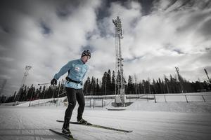 Zebastian Modin tog en världscupseger. Bild: Jens Larsson (arkiv)
