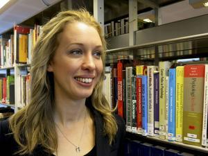 Helena Jahnckes forskning har uppmärksammats bland annat av tv-programmet Vetenskapens värld.