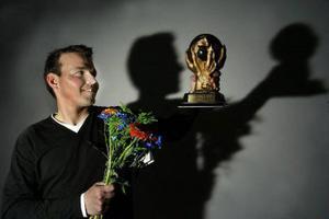 Mikael Helmersson har återigen utsetts till Årets Tränare i fotbolls-Medelpad.