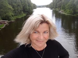 Anna Smidström stortrivs i fjordarnas land och specifikt i Eidsvoll.