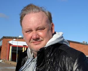 Oppositionsråd Hans-Erik Beck (M).