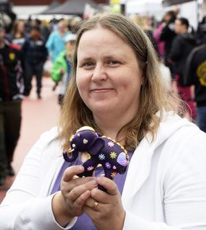34:e Selånger marknad inleddes på fredagen. Karolina Söderberg.