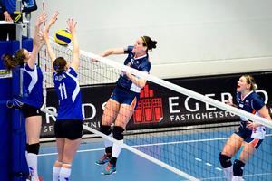 Tina Johansson är en av spelarna som lämnar Lindesberg Volley.