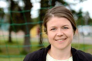 Michaela Hermansson har spelat nästan 20 år i Kvarnsveden.