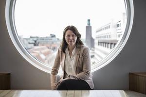 Åsa Romson, Miljöpartiets tidigare språkrör.