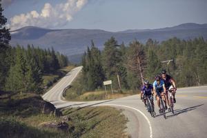 Natursköna landskap är en given del av sträckan Trondheim–Åre.