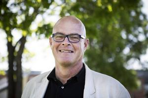 Anders Wahlqvist är ordförande för HNEF men också vd för Edmo Lift, som är ett av Härnösandsföretagen som klarat alla kriterier. Bild: Jennie Johansson