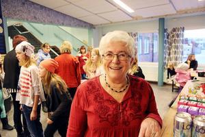 Ulla Nilsson och hennes kompisar i PRO har drivit det populära skolfiket på Sonfjällskolan i fem år.