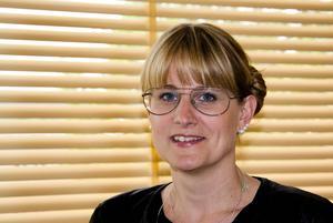Åsa Jerfsten, verksamhetschef på barn- och utbildningsförvaltningen.