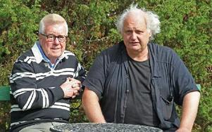 – Det är jättekul att Christer Gruhs vill skriva för DD, säger Göran Greider. Foto: Curt Kvicker