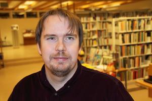 Andreas Pettersson, 36 år, bibliotekarie, Fagersta: –Jag minns honom med glädje. Han hade en känsla för språket. Jag gillar även illustrationerna i hans böcker.