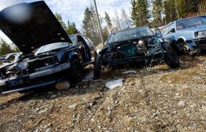 Innan premien slopades skrotades ungefär en bil varje dag på Åsarna bildemontering. I dag är det omkring en i veckan.