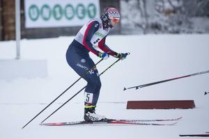 Ida Ingemarsdotter, Åsarna, var rejält besviken efter att ha åkt ut i semifinal i sprinten, men nöjd som helhet med premiärhelgen.