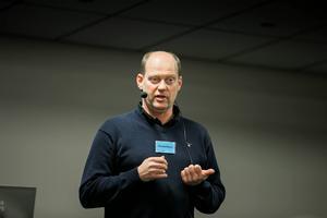 Olle Bertilsson, miljöchef på landstinget i Västernorrland.
