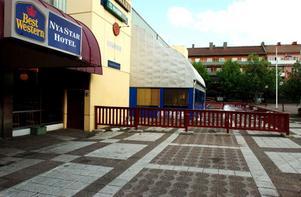 Kvällen innan Pernilla Theorin mördades hade hon varit på möhippa på Star hotell i Avesta.