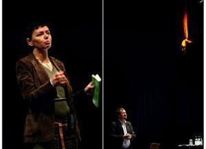 Birgitta Englin, vd för Riksteater, och Tomas Melander, chef för Teater Västernorrland, berättar om det växande samarbetet mellan deras respektive institutioner.