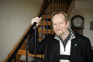 Anders Ahlbom Rosendahl ser skådespeleriet och teatern som ett kall.