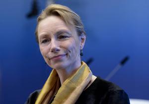 Ann Follin, överintendent och chef för Statens museer för världskultur.