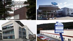Tio arbetsgivare i Västernorrland har nominerats till Samhalls Visa vägen-pris däribland Nordhydraulic i Kramfors, Permobil i Timrå, Bolagsverket i Sundsvall och Gerdins i Sollefteå.