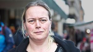 """Petra Ulander, 45, """"annat"""", Sörmland: – Bättre rättssystem för barn. Fräschare lagar. För det har blivit åsidosatt."""