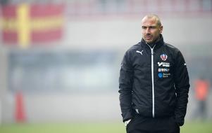 Helsingborgs tränare Henrik Larsson. Arkivbild