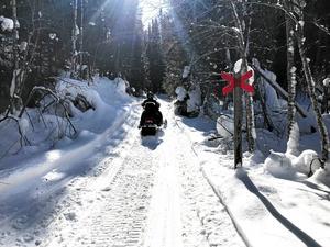 Det blir ingen skoteråkning i centrala Söderhamn i vinter.