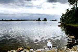 FÖRST I SVERIGE. Utsikt över delar av Axmar undervattenspark.